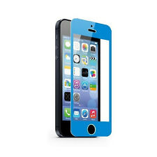 New Colorful Real Tempered Glass Film Screen Protector for iPhone 5 5S 5G 5C