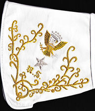 Civil War Union Brigadier General's Embroidered Gauntlets - Exclusive Offer