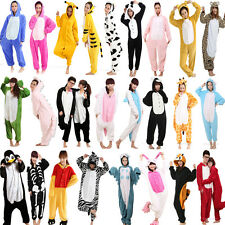 HOT New Kigurumi Pajamas Anime Cosplay Costume unisex Adult Dress Sleepwear