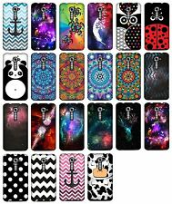 For Verizon LG G2 VS980 Snap On Design Protector Hard Plastic Cover Phone Case