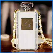 Perfume Bottle Cell Phone Cases w/Customized with Your Initials or Photo