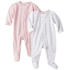 PRECIOUS FIRSTS™Made by Carters® Newborn Girls' 2 Pack Sleep N' Play- Pink