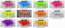 Neon Uv Rainbow Multi Tutu Skirt Dance Rave Festival costumes Party 7 layers USA
