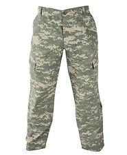 Propper US Army Universal Digital Camo ACU Tactical Pants 50/50 Nyco Ripstop