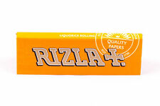 RIZLA rolling papers Normal size (Liquorice) 2x50-5x50-10x50-50x50 FULL BOX