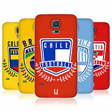 HEAD CASE FOOTBALL CREST REPLACEMENT BATTERY BACK COVER FOR SAMSUNG GALAXY S5