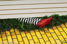 """Wicked Witch Of The East Legs Prop Wizard Of Oz Costume Legs 18"""" 9166"""