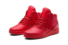 Supra Men Estaban SP04102 Red/Red-Red Shoes