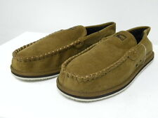 O'Neill Surf Turkey Low Moc Heather Gray or Brown Boot Shoes Slippers Sz Large