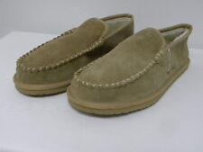 O'Neill Surf Turkey Suede Low Khaki or Brown Boot Shoes Slippers Sz Large