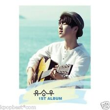 Yoo Seung U (1st Album) CD + Poster + Gift Photo