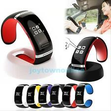 Bluetooth Wrist SMART Bracelet Watch Phone For IOS Android Samsung iPhone   #JT1