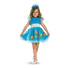 Frilly Cookie Monster Child Toddler Costume Sesame Street | Disguise 24889