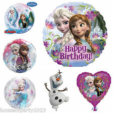 Disney Frozen Foil Helium Balloons for party decoration