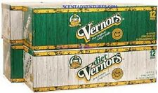 VERNORS Ginger Ale soda 12 pack cans **FREE SHIPPING**