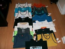 Hurley Mens' Tank Top, Many Colors and Sizes MSRP $25.00-$35.00