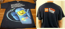 THE LEGO MOVIE VIDEO GAME T-SHIRT LARGE- Limited Original Xbox One 360 PS4 PS3++