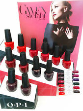 OPI NAIL LACQUER - GWEN STEFANI HOLIDAY 2014 COLLECTION