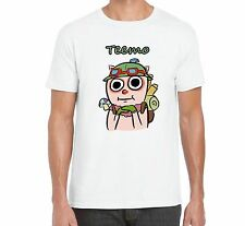 League of Legends LOL Teemo Online Game Champions T shirt Tee short Sleeve