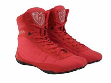 UNLEASHED HIGH TOP GYM SHOES -  MMA WEIGHT LIFTING BODYBUILDING POWERLIFTING