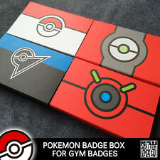 Pokemon Badge Box for Gym Badge collection (Box only, no badge inside)
