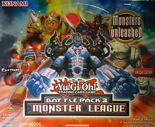 YuGiOh BP03 Monster League Common Spell Cards 1st Edition Choose from list