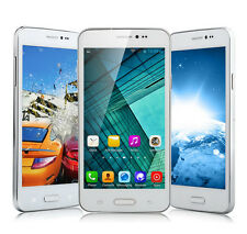 """4.5"""" Touch Android Dual Sim Unlocked WIFI 3G/GSM MTK6572 Smart Cell phone AT&T"""