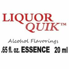 LIQUOR QUIK- Assorted Alcohol Flavorings/Essences (Add to Vodka or Moonshine)