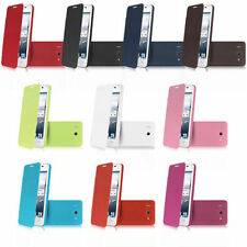 Battery Cover Flip PU Leather Back Case for Huawei Ascend G520 Y210 U8685D G510