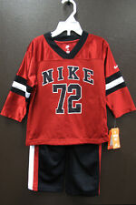 New NIKE Toddler Boys Shirt & Long Pant 2-pc Set, Size 2T/3T/4T,MSRP $42.00, NWT
