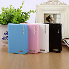 New!!Dual USB 20000mAh Portable Power Bank for Cell Phone Free Shipping from USA