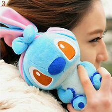 Lovely 3D Cute Cartoon Dog Plush Toy Doll Case Cover For LG Lenovo Cell Phones