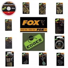 Brand New Fox Edges End Tackle Range - Complete Range Available