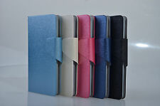 Wallet Leather Case Flip Cover Pouch For Acer Liquid E3