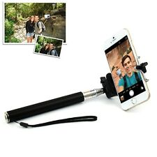 Selfie Extendable Handheld Pole Stick Monopod Bracket Holder for iPhone Android
