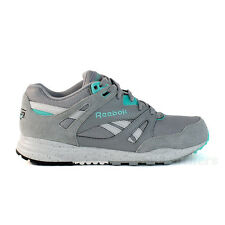 Reebok Ventilator (FLAT GREY/STEEL/WHITE/EMERALD SEA/BLACK) Men's Shoes V52240