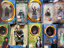 lotr biz toys lord of the rings action single figures multi-list hobbit