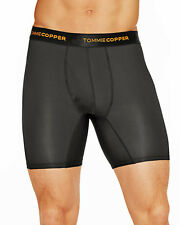 Tommie Copper Men's Recovery Compression Undershorts BLACK S-2XL