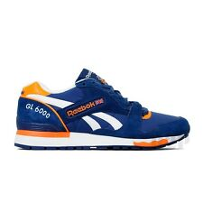 Reebok GL 6000 (Club Blue/Mandarin Orange/White) Men's Shoes V47347