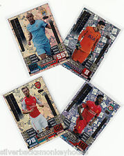 Match Attax 2014 2015 Trading Cards Hundred Club 100 Cards - You Choose.