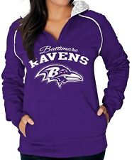 "Baltimore Ravens Women's Majestic NFL ""Pre-Season Favorite IV"" Sweatshirt"
