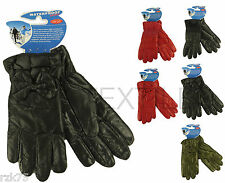 Ladies Lace Bow Waterproof SKI Gloves, Fleece Lined Winter Gear, One Size