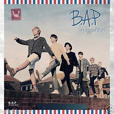 BAP - B.A.P Unplugged 2014 (4th Single) CD+Photocard+Poster K-POP