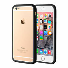 rooCASE Ultra Slim Fit Flexi Bumper Case Cover for iPhone 6