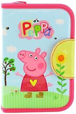 Peppa Pig ~ Stationery & Activity Sets ~ Pencil Cases ~ Height/Reward Charts etc