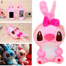 3D Cute Cartoon Dog Plush Toy Doll Case Cover For LG Lenovo Cell Phones