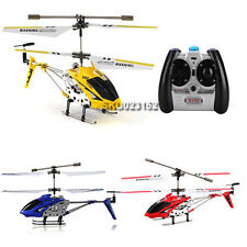 Syma S107G 3.5 Channel Infrared Remote Control RC Indoor Helicopter LED Gyro RTF