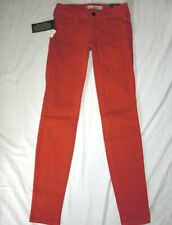 NWT! Womens Bullhead Denim Leggings Jeggings Skinny Jeans Baked Apple CUTE!