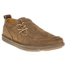 New Mens Fly London Natural Sump Suede Shoes Lace Up