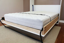 "DIY Murphy Bed Hardware or Wall Bed Hardware Kit for Queen Size Mattress 60""X80"""